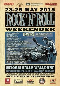 Rock'n'Roll-Weekender Walldorf 2015