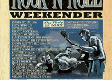 Festival: Rock'n'Roll-Weekender Walldorf 2015