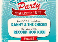 Rockabilly-Party im Adiamo Essen