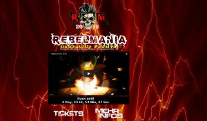 Homepage Rebelmania Rockabilly Festival