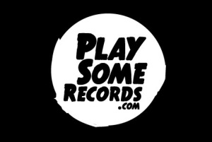 playSomeRecords Logo