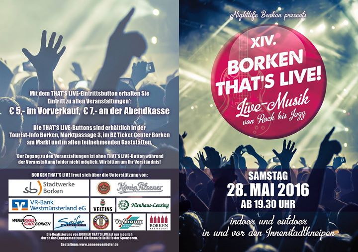 Borken - That's live 2016