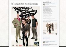 The Hillbilly Moon Explosion: Neues Album und Tour!